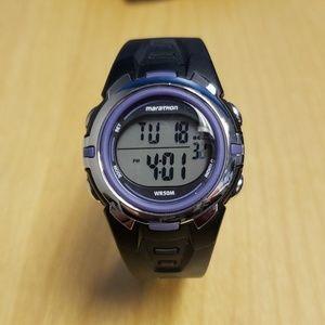 🔊 NEW Women's Timex Marathon Digital Sport Watch